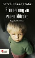 Petra Hammesfahr: Erinnerung an einen Mörder ★★★★