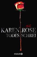 Karen Rose: Todesschrei ★★★★★