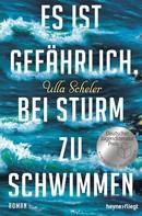 Ulla Scheler: Es ist gefährlich, bei Sturm zu schwimmen ★★★★