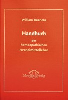 William Boericke: Handbuch der homöopatischen Arzneimittellehre