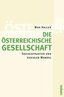 Max Haller: Die österreichische Gesellschaft