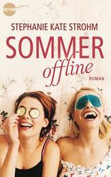 Sommer offline - Roman