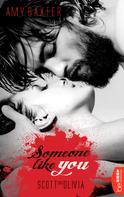 Amy Baxter: Someone like you - Scott & Olivia ★★★★★