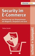 Tobias Zander: Security im E-Commerce