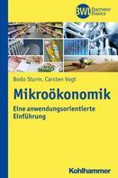 Bodo Sturm: Mikroökonomik