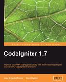 David Upton: CodeIgniter 1.7