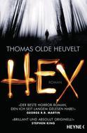 Thomas Olde Heuvelt: Hex ★★★★
