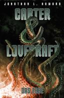 Jonathan L. Howard: Carter & Lovecraft: Das Erbe ★★★