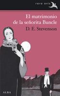 D.E. Stevenson: El matrimonio de la señorita Buncle