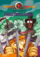 Joaquín Londáiz Montiel: Monstruolandia (Serie Superfieras 4)