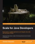 Thomas Alexandre: Scala for Java Developers
