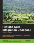 Alex Meadows: Pentaho Data Integration Cookbook