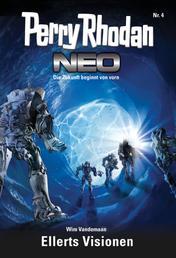 Perry Rhodan Neo 4: Ellerts Visionen - Staffel: Vision Terrania 4 von 8