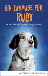 Ein Zuhause für Ruby - Die wahre Geschichte eines mutigen Hundes