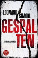 Leonard Simon: Gespalten