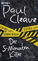 Paul Cleave: Der Fünf-Minuten-Killer ★★★★
