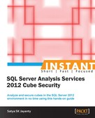 Satya SK Jayanty: Instant SQL Server Analysis Services 2012 Cube Security