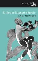 D.H. Stevenson: El libro de la señorita Buncle