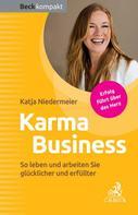 Katja Niedermeier: Karma Business