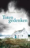 Rennie Airth: Totengedenken ★★★★★