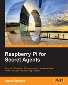 Stefan Sjogelid: Raspberry Pi for Secret Agents