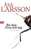 Åsa Larsson: Bis dein Zorn sich legt ★★★★★