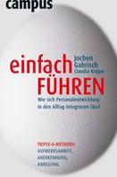 Jochen Gabrisch: Einfach führen ★★★★