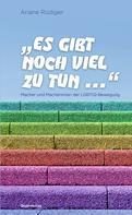 """Ariane Rüdiger: """"Es gibt noch viel zu tun …"""""""