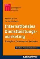 Manfred Bruhn: Internationales Dienstleistungsmarketing