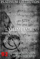 Niccolo Jommelli: L'Olimpiade (Die olympischen Spiele)