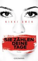 Nikki Owen: Sie zählen deine Tage (Maria Martinez 2) ★★★
