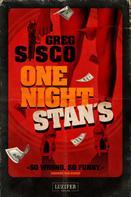 Greg Sisco: One Night Stan's ★★★★