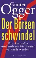Günter Ogger: Der Börsenschwindel ★★★★