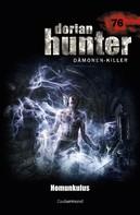 Uwe Voehl: Dorian Hunter 76 - Homunkulus