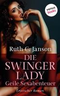 Ruth C. Jansons: Die Swinger-Lady – Geile Sexabenteuer ★★★