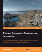 Erik Westra: Python Geospatial Development