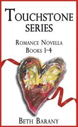 Touchstone Series - Romance Novella Books 1-4, plus a bonus short story