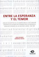 José Ricardo Barrero Tapias: Entre la esperanza y el temor