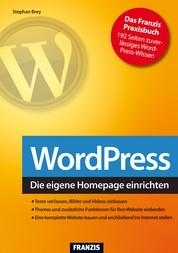 WordPress - Die eigene Homepage einrichten