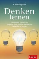 Carl Naughton: Denken lernen ★★★★
