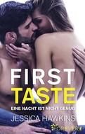 Jessica Hawkins: First Taste ★