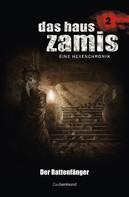 Ernst Vlcek: Das Haus Zamis 2 - Der Rattenfänger ★★★★