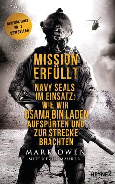 Mark Owen: Mission erfüllt ★★★★