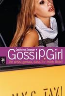 Cecily von Ziegesar: Gossip Girl 2 ★★★★