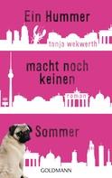 Tanja Wekwerth: Ein Hummer macht noch keinen Sommer ★★★
