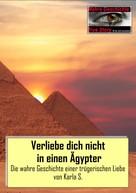 Karla S.: Verliebe dich nicht in einen Ägypter ★★