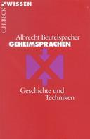 Albrecht Beutelspacher: Geheimsprachen ★★★