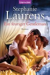 Ein feuriger Gentleman - Roman
