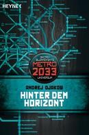 Andrej Djakow: Hinter dem Horizont ★★★★★