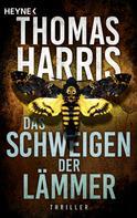Thomas Harris: Das Schweigen der Lämmer ★★★★★